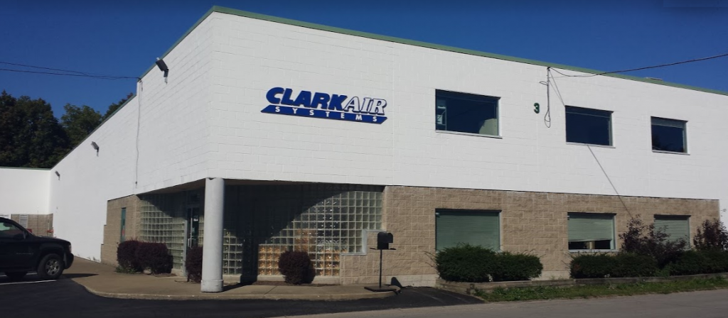 Clark Air Systems industrial air purifier